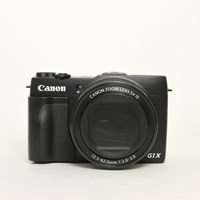 Used Canon PowerShot G1 X Mark II