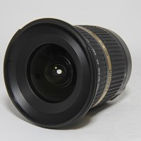 Used Tamron SP AF 10-24mm f/3.5-4.5 Di II LD ASP IF Lens - Canon Fit