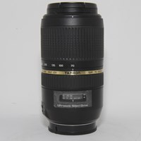 Used Tamron SP AF 70-300 f/4-5.6 Di VC USD Lens Sony A
