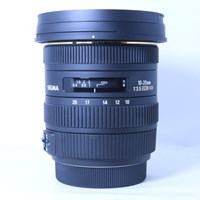 Used Sigma 10-20mm f/3.5 EX DC HSM - Sony A-Mount Fit
