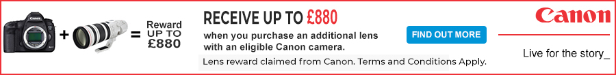 canon lens reward